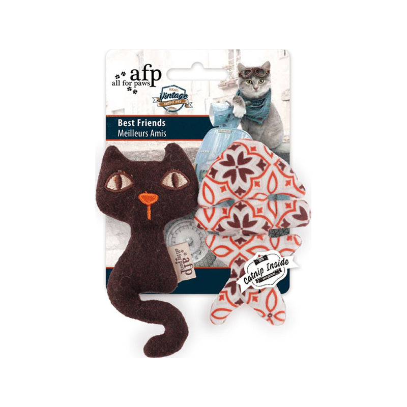 Best Friend Cat Toys x 2