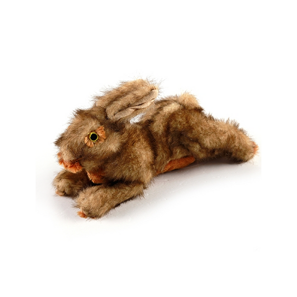 Classic Brown Rabbit Plush Toy, Small
