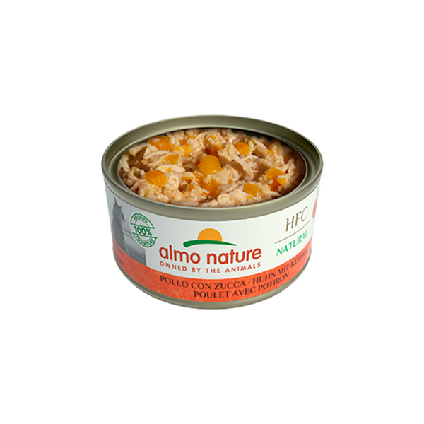 Natural - Chicken w/ Pumpkin, 70g