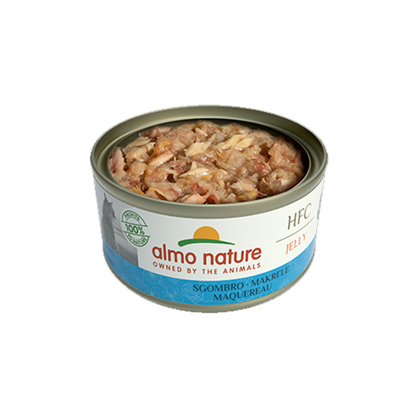 Jelly - Mackerel Wet Cat Food, 70g