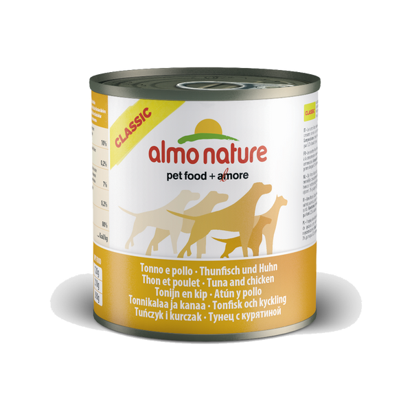 Natural - Tuna & Chicken For Dogs, 290g