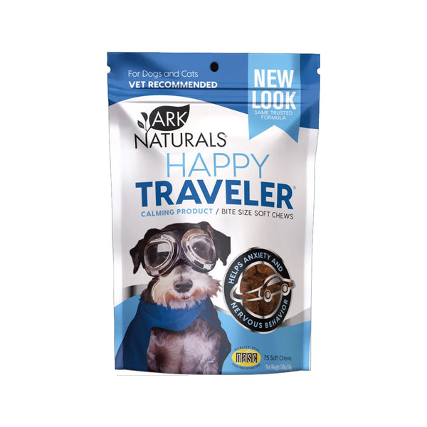 Happy Traveler Calming Soft Chews, 75ct
