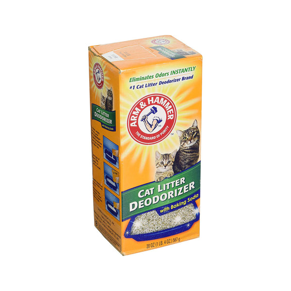 Cat Litter Deodorizer Powder, 20oz