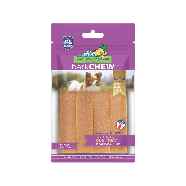 barkChew w/ Buffalo 4oz / 6 Soft Chews