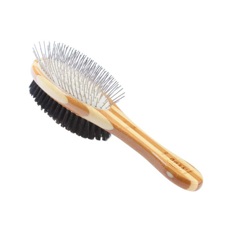 Double Sided Bristle / Wire Pin Brush A-22