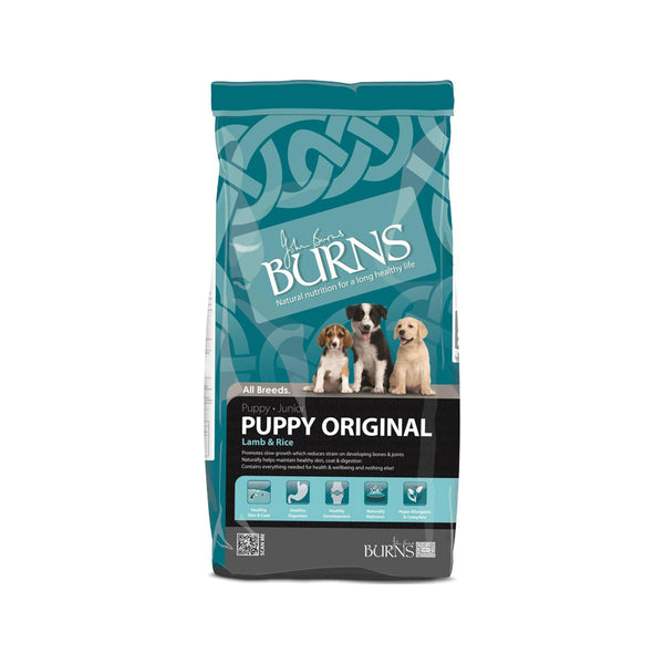 Puppy Original Lamb & Brown Rice, 2kg