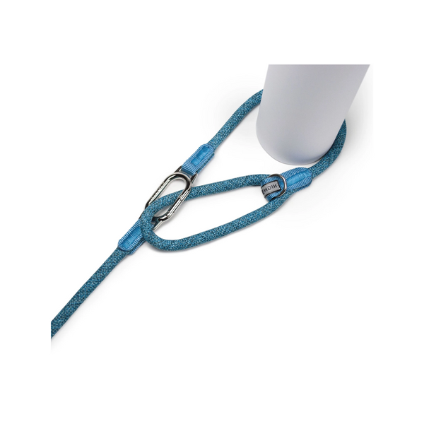 "CLIC Leash Leisure Collection, Color Blue, Length 55""/43"" 7mm"