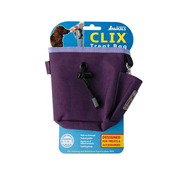 CLIX Treat Bag Purple