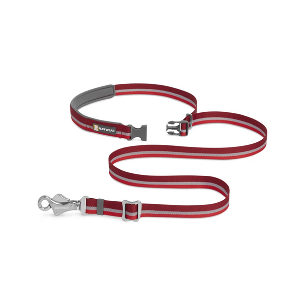 Ruffwear Crag Leash - Cindercone Red