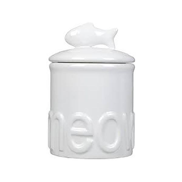 Meow Treat Jar Small