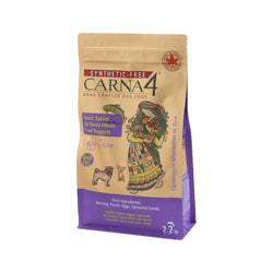 Carna4 Dog Food Easy Chew Fish Weight : 10lb