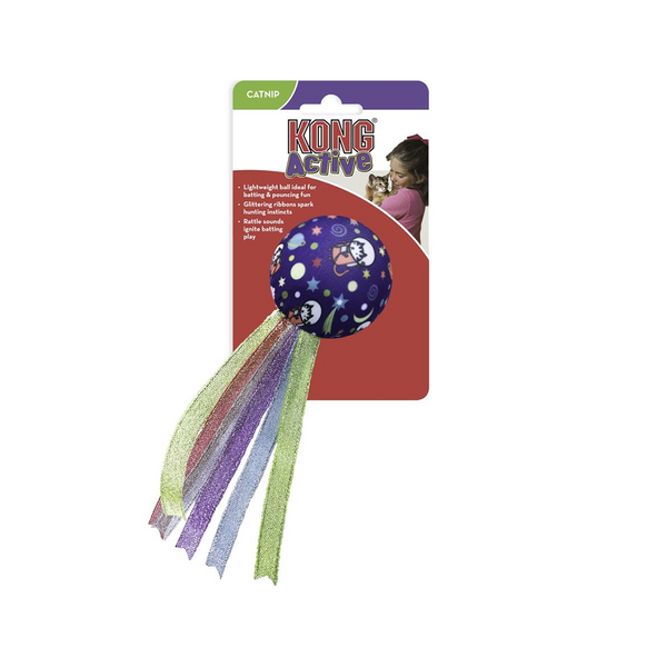 Kong Cat Active Space Ball