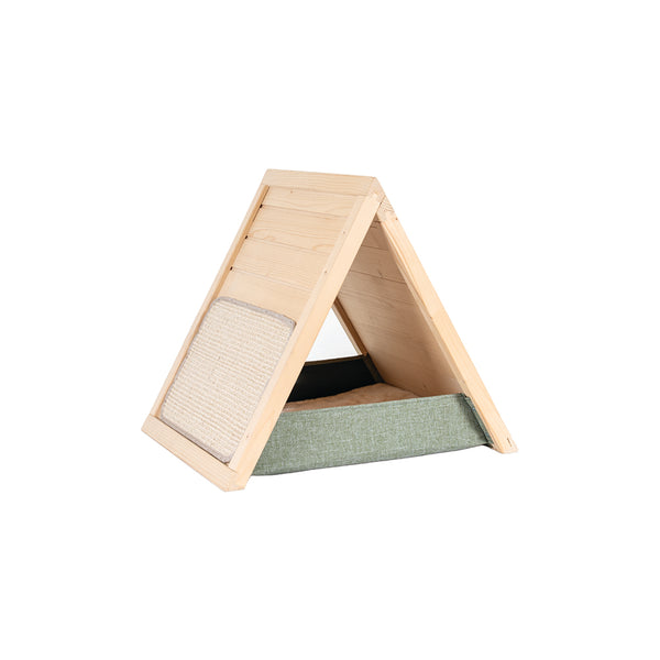 The Ultimate Pets Cabin w/ Comfort Pad