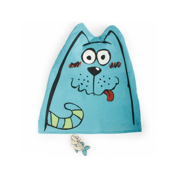 Catoon Whimsical Cat Sack