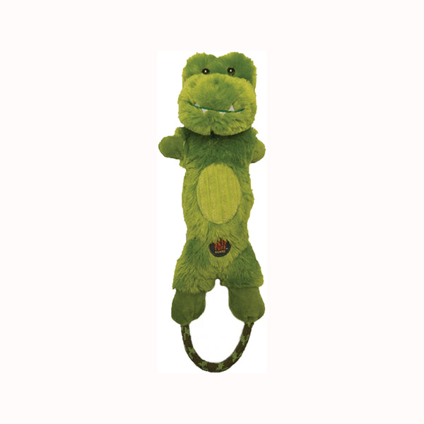 Lil Roperz, Gator Cuddle Toy For Dogs
