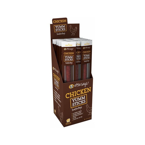 Yumm Sticks Chicken Jerky for Dogs