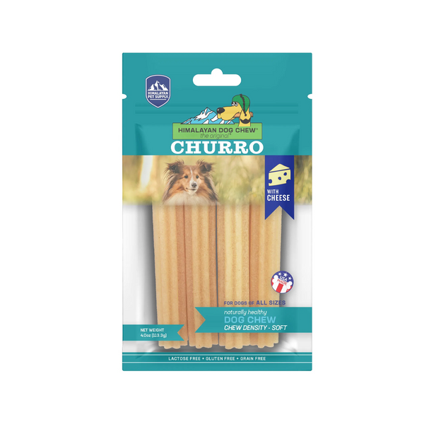 Yaky Churro Cheese 4oz / 4pcs