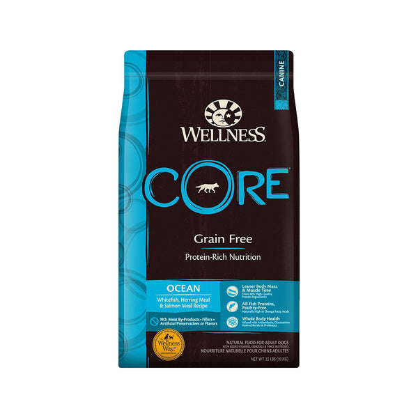 Core Ocean Recipe Dry Dog Food, 22lb