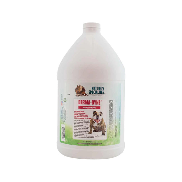 Derma-Dyne Shampoo for Dogs & Cats, Gallon