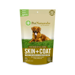 Dog Skin + Coat Soft Chews, 30 counts