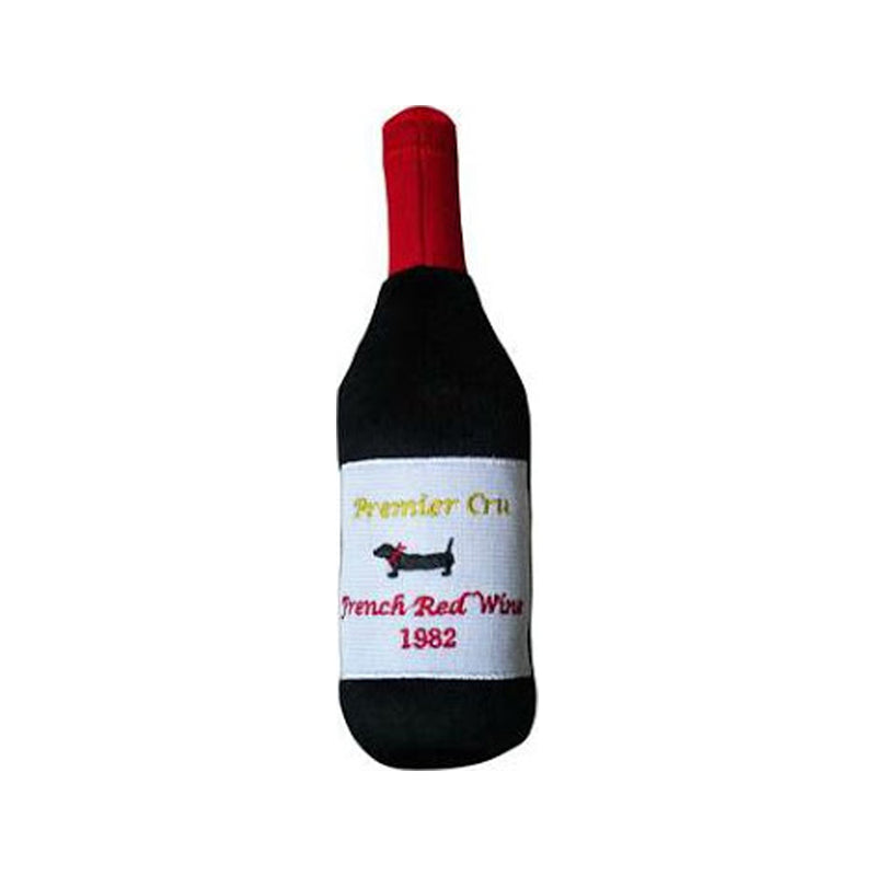 Red Wine Plush Toy