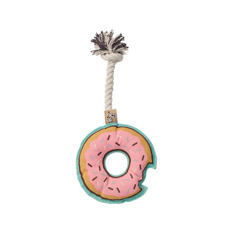 Donut Rope Toy