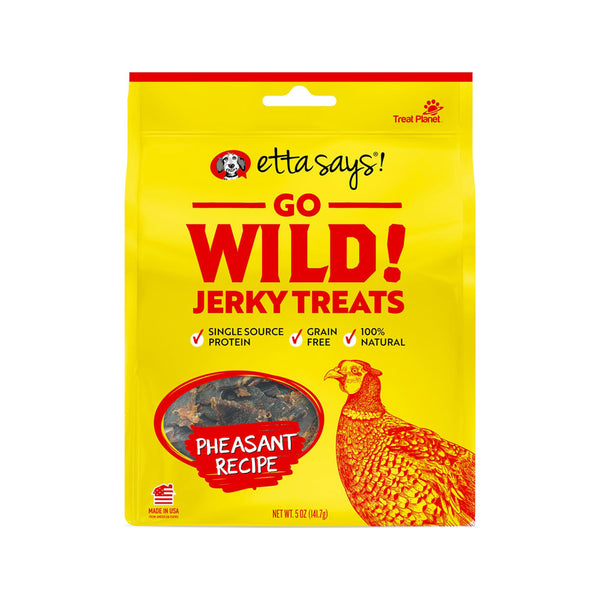 Eat Go Wild! Jerky Pheasant Recipe 5oz