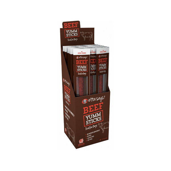 Yumm Sticks Beef Jerky for Dogs