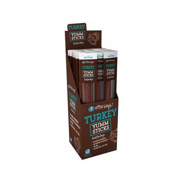 Yumm Sticks Turkey Jerky for Dogs