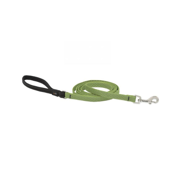 "Eco Dog Leash, Color: Moss, Width: 1/2"", Length: 6ft"