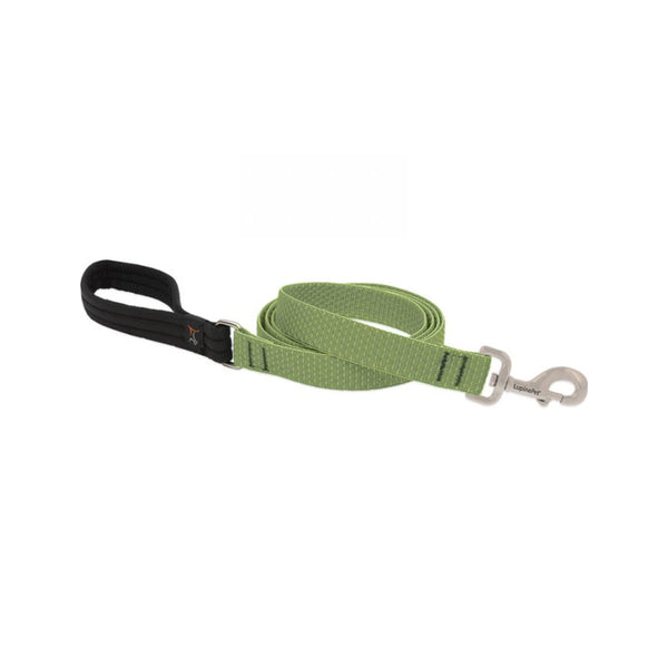 "Eco Dog Leash, Color: Moss, Width: 1"", Length: 6ft"