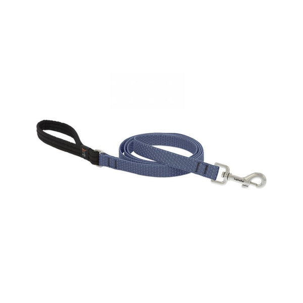 "Eco Dog Leash, Color: Mountain Lake, Width: 3/4"", Length: 6ft"