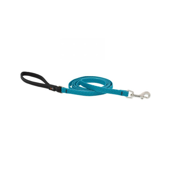 "Eco Dog Leash, Color: Tropical Sea, Width: 1/2"", Length: 6ft"