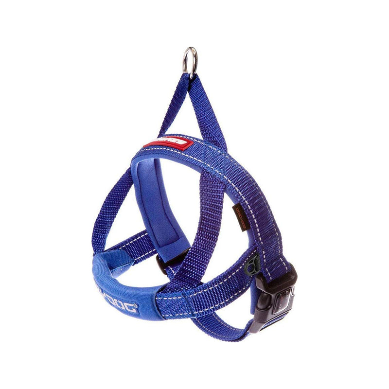 Quick Fit Harness, Color : Blue, X-Small