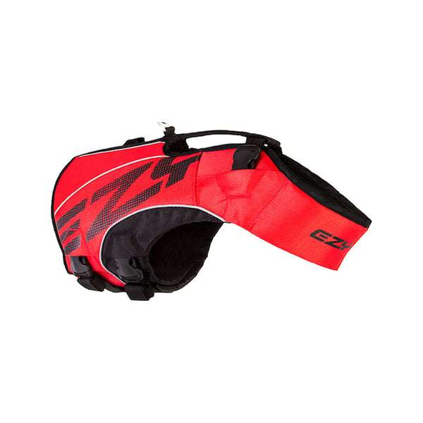Life Vest for Dog Red, Medium