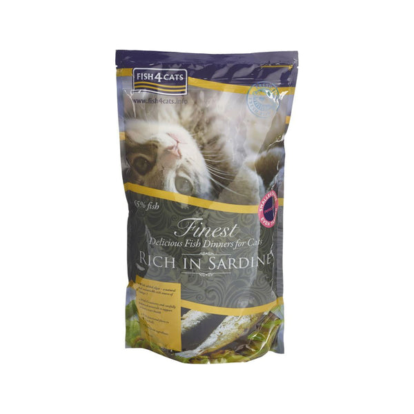 Finest Fish 4 Cats - Sardine, 1.5kg