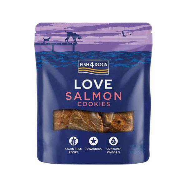 Treats - Salmon Cookies, 100g