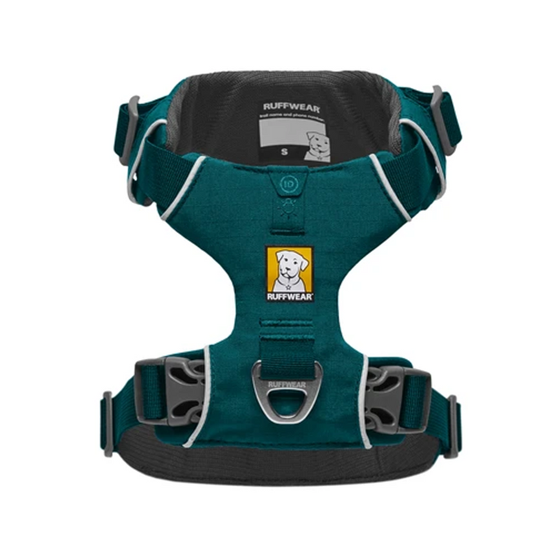 Front Range Harness, Tumalo Teal, XS