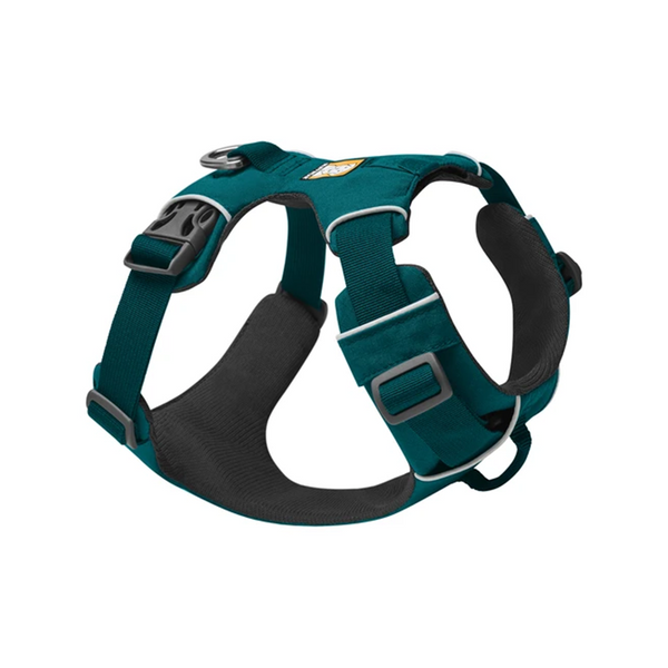 Front Range Harness, Tumalo Teal, Medium