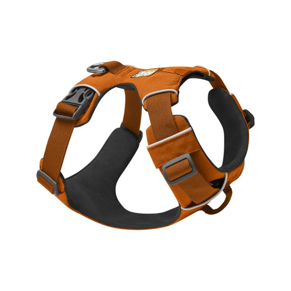 Front Range Harness, Campfire Orange, Medium