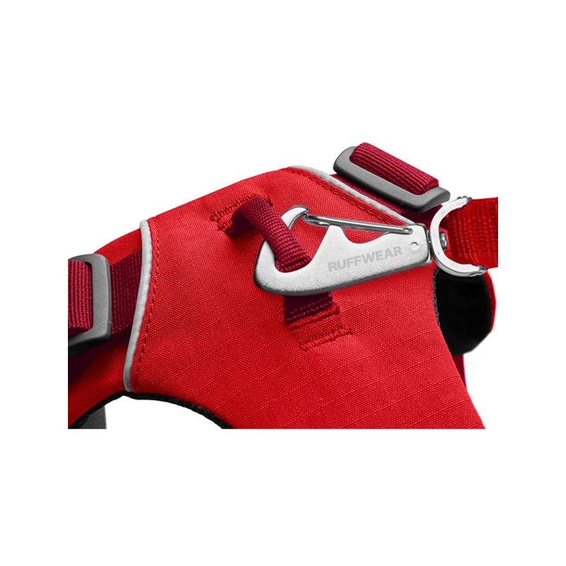 Front Range Harness, Red Sumac, XS