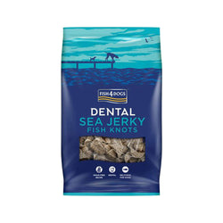 Treats - Sea Jerky Fish Knots 100g