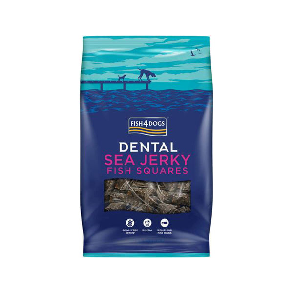 Treats - Sea Jerky Squares 115g