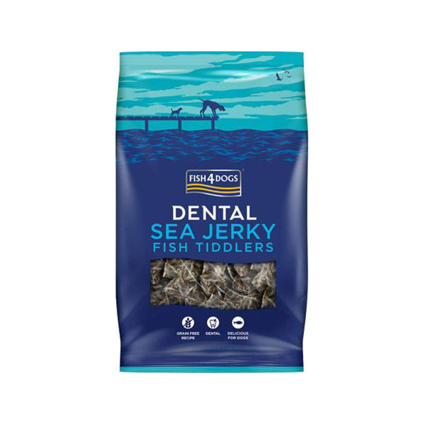 Treats - Sea Jerky Tiddlers 115g
