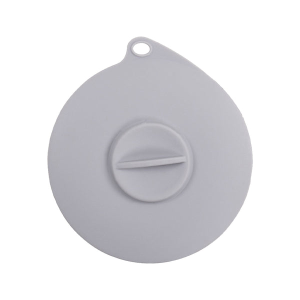 Flexible Suction Lid, Color: Light Grey