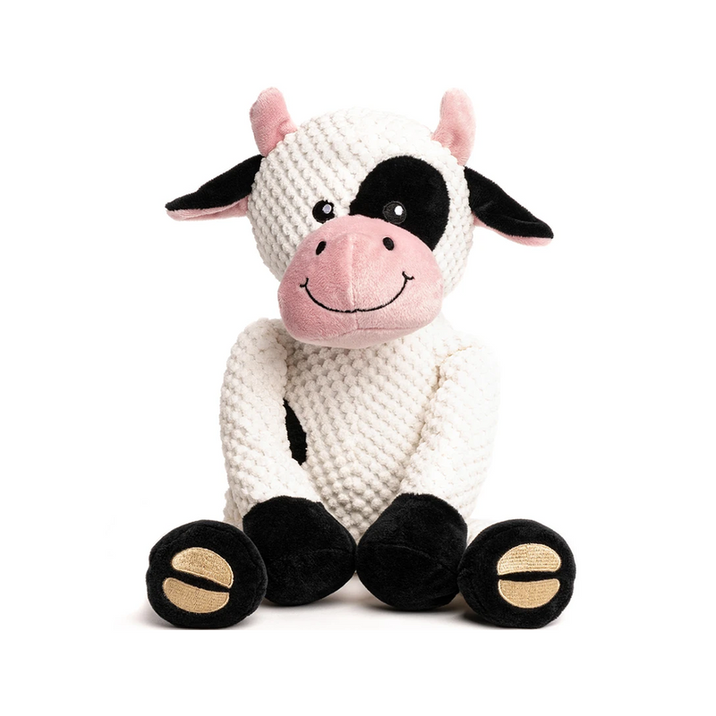 Small Floppy Cow Toy