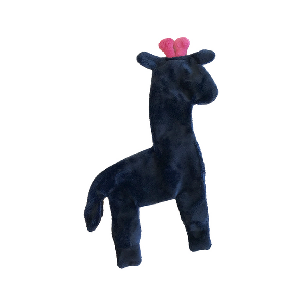 Floppy Giraffe Large - Navy Blue