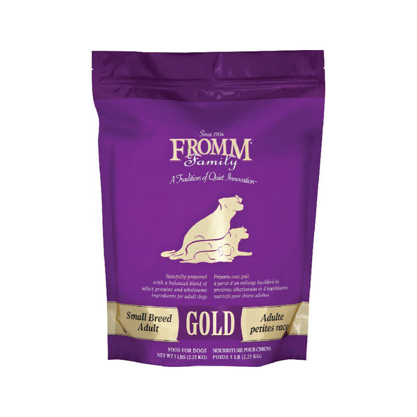 GOLD Small Breed Adult, 5lb