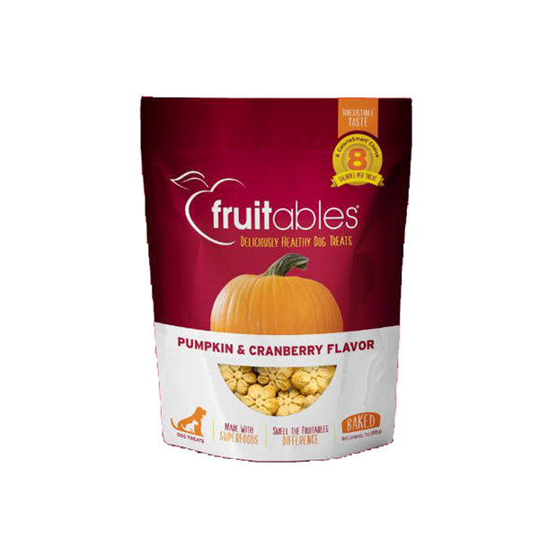 Crunchy Pumpkin & Cranberry, 7oz