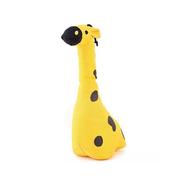 Hi I'm George The Giraffe Dog Plush Toy, Large